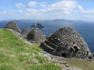Skellig Michael Island Ireland