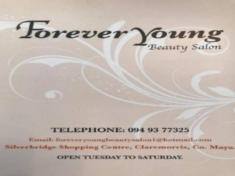 Forever Young Contact Details 768x576