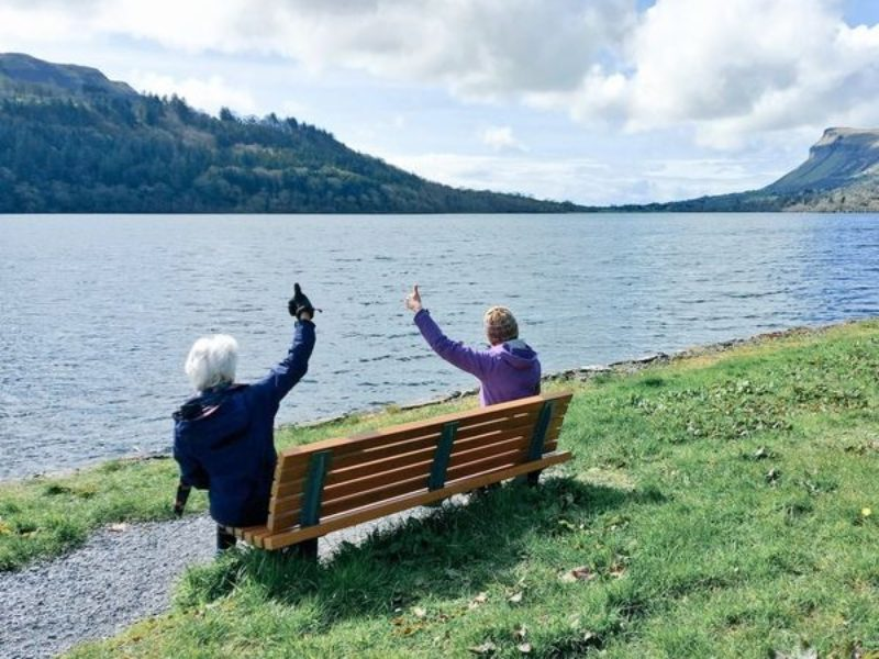 Things to do in Leitrim Visist the Lakes
