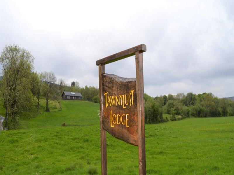 Tawnylust Lodge Leitrim Eco Accommodation