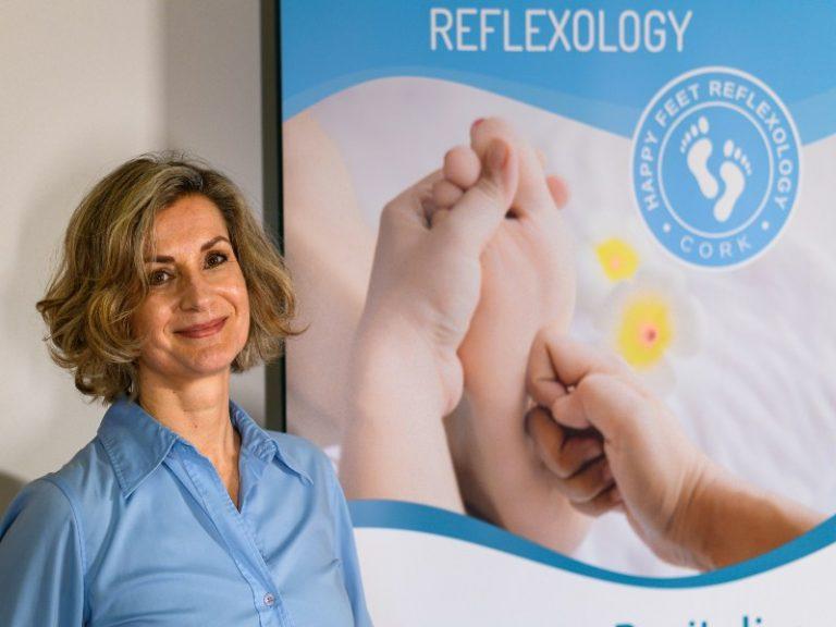 Happy feet reflexology cork with Anita 768x576