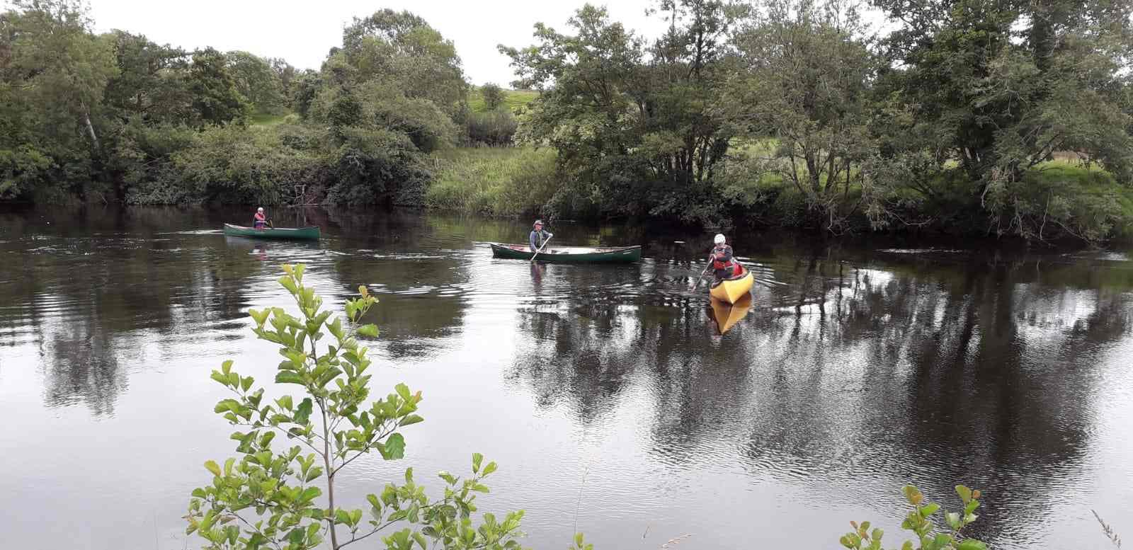 Relax on the waterways of Leitrim