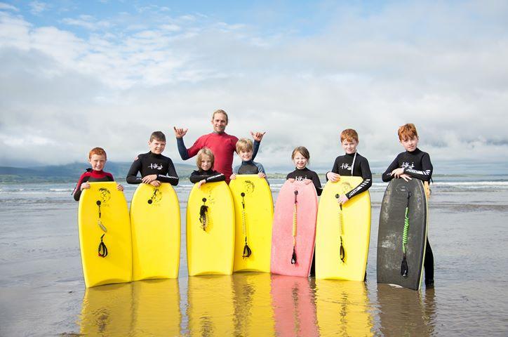 Sligo Surf Experience childrens camp1